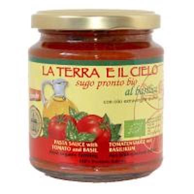 Sauces tomates bio