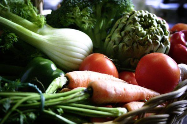 panier légumes bio