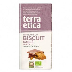 choco lait biscuit