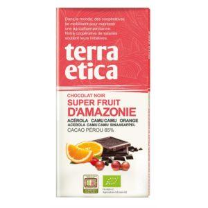 Chocolat super fruit damazonie