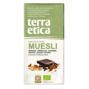 chocolat muesli