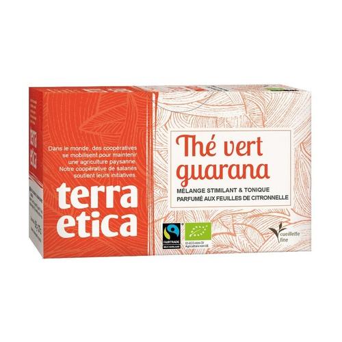 The vert Guarana
