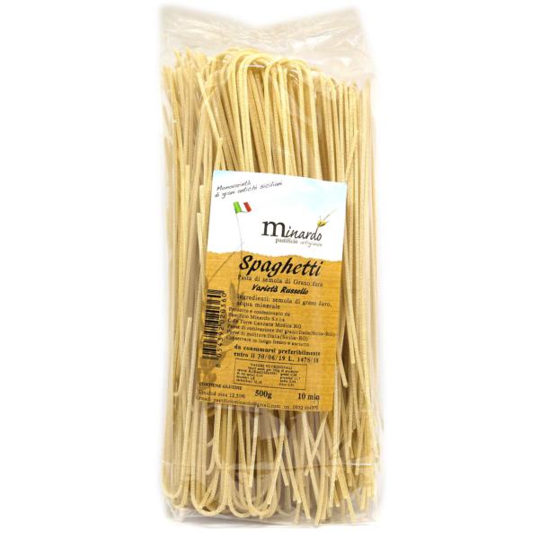 Spaghetti Minardo