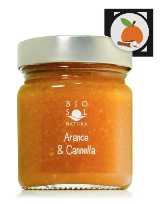 Confiture Orange Cannelle
