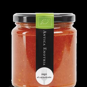 Sauce Cacioricotta