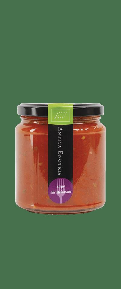 sauce tomta a laubergine