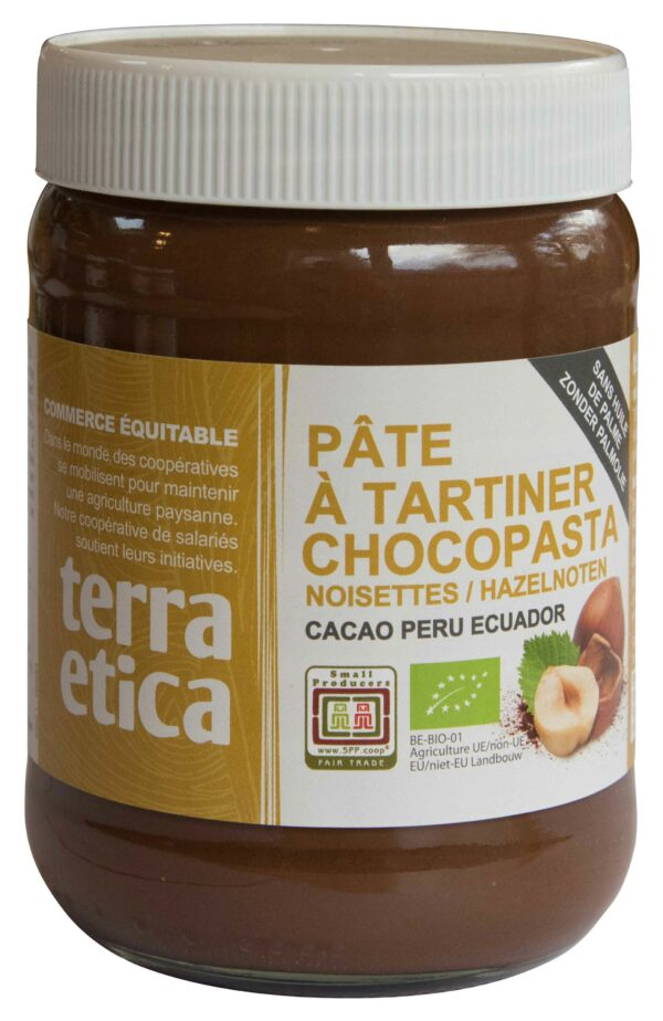 Pate a tartiner noisettes 600g 1 1