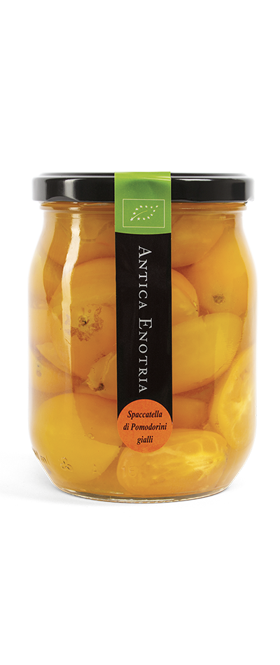 Demi tomate jaune